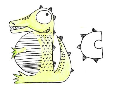 C crocodile