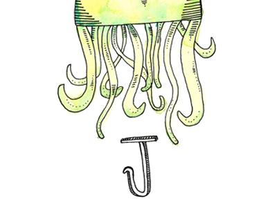 J jellyfish