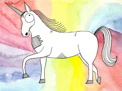 Derby unicorn
