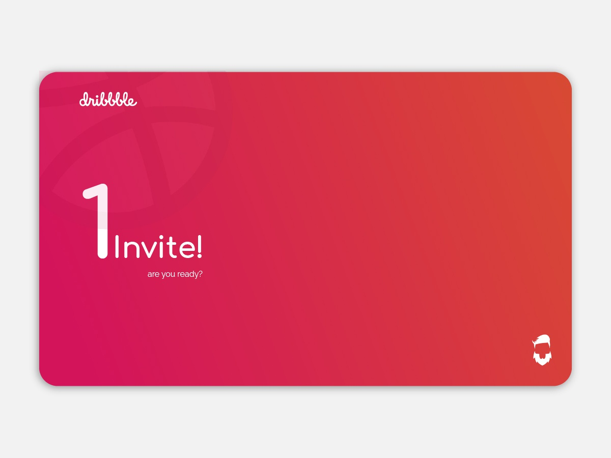 Dribbble Invitation dribbble invitation dribbble invites invitation