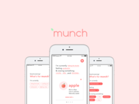munch, for healthy snacking