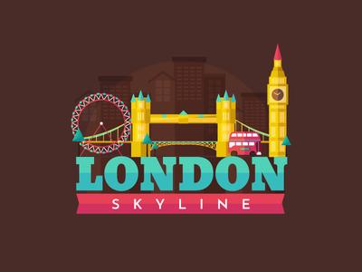London Skyline for Freepik