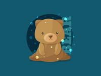 Bear for Freepik