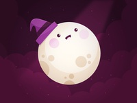 Little Witch Moon