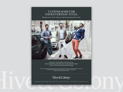 Boston Magazine Print Ad