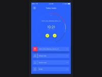 Task Management on mobile