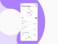 Classic Budget App