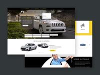 Autohaus Website Proposal