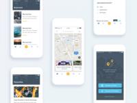 3Doors - House Finder  Location Based App