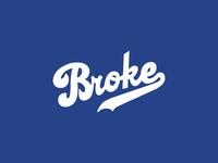 Broke Logo