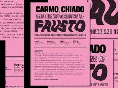 Carmo, Chiado and the apparitions of Fausto II
