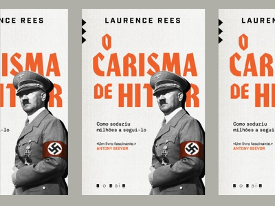 The Charisma of Adolf Hitler by Laurence Rees itc honda nazi holocaust charisma cover book memory history