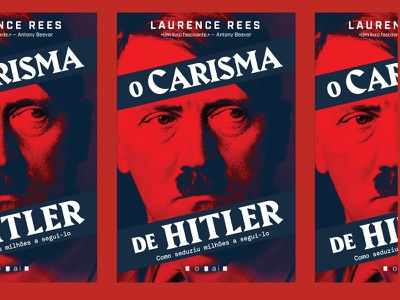 The Charisma of Adolf Hitler II by Laurence Rees nazi holocaust charisma cover book memory history