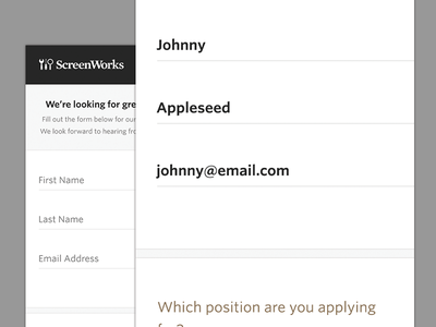 Forms forms mobile