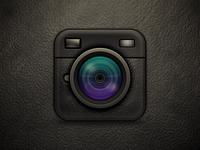 iOS Camera Icon