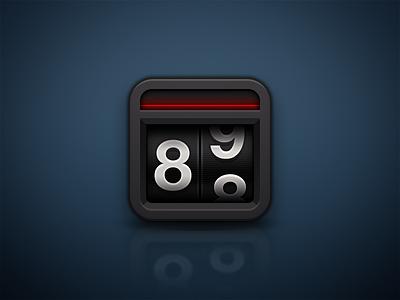 Counter Icon ios apple iphone counter