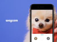 Wagcam - take perfect pics of your dog with sounds