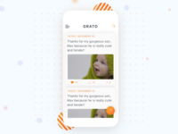Gratitude Sharing App