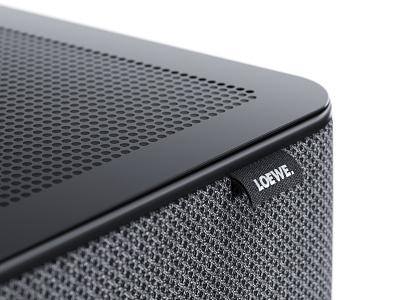 Loewe klang bar5 products soundbar dmitry gusev coronarender 3d