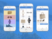 Firebase iOS Shopping/Ecommerce App for iPhones in Swift
