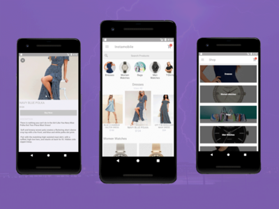 Android Ecommerce App Template - Kotlin