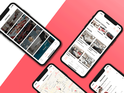 React Native Universal Listings App Template firebase mobile templates mobile app development mobile app ui kit mobile react native marketplace classifieds app listings