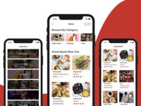 Universal Store Locator iOS App Template