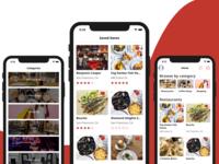 React Native Store Locator Mobile App
