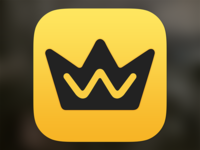 Word King app icon