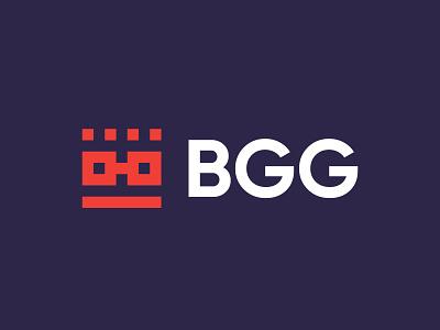 BGG Rebrand Proposal logos texas dallas rebrand gaminglogo geek gaming game bgg logotype design symbol logo design branding logo