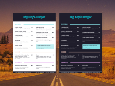 Daily UI 043 - Food/Drink Menu burger menu burger the wraith menu design menu restaurant menu restaurant drink food drink menu food menu food drink menu food and drink dailyui043 dailyui figma design