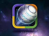 Jet Ball icons