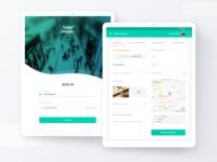 TradeMaster - A Sales Person App