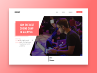 Codecamp Landing Page