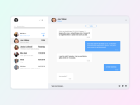 Daily UI - Messaging App