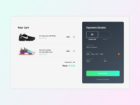 Daily UI - Payment Details