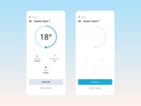 Daily UI - Smart Home Remote