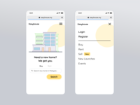 Daily UI - Easyhouse