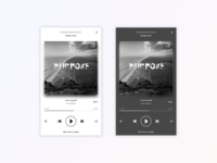 Daily UI - Music ON