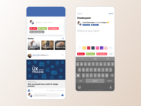 Daily UI - Facebook Post