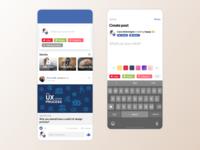 Daily UI - Facebook Post