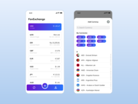 Daily UI - Currency Exchange