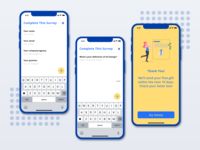 Survey App Concept