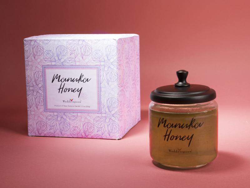 Manuka Honey Packaging design label box jar honey packaging