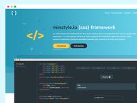 minstyle.io CSS Framework