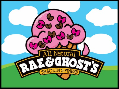 Wu-Wednesday: Rae and Ghost's Ice Cream jerry ben cream ice ghost killah ghostface raekwon wu-tang tang wu wutang