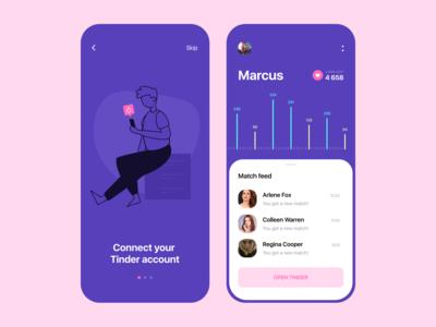 Tinder Match App
