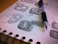 Icon Sketches