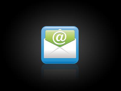 Mail Icon Tony Gil