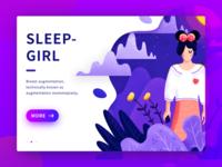 Sleep Girl